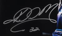 Karl Malone Signed Jazz 16x20 Photo (Beckett COA) at PristineAuction.com