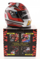 Jeff Gordon Signed NASCAR Limited Edition 3M 1:3 Scale Mini-Helmet (Gordon Hologram) at PristineAuction.com