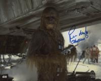"Peter Mayhew Signed ""Star Wars"" 8x10 Photo Inscribed ""Chewbacca"" (Steiner COA)"