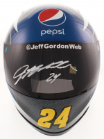 Jeff Gordon Signed NASCAR Pepsi Special Edition Full-Size Helmet (Gordon Hologram) at PristineAuction.com