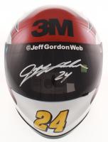 Jeff Gordon Signed NASCAR 3M Special Edition Full-Size Helmet (Gordon Hologram)