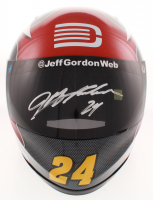 Jeff Gordon Signed NASCAR AARP/DTEH Special Edition Full-Size Helmet (Gordon Hologram) at PristineAuction.com