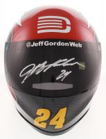 Jeff Gordon Signed NASCAR AARP/DTEH Special Edition Full-Size Helmet (Gordon Hologram)