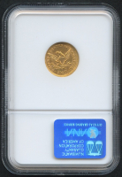1853 $2.50 Liberty Head Gold Coin (NGC AU 58) at PristineAuction.com