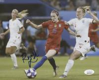 Rose Lavelle Signed Team USA 8x10 Photo (JSA COA)