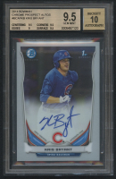 2014 Bowman Chrome Prospect Autographs #BCAPKB Kris Bryant RC (BGS 9.5) at PristineAuction.com