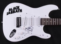 "Ozzy Osbourne Signed ""Black Sabbath"" 38"" Electric Guitar (PSA COA) at PristineAuction.com"