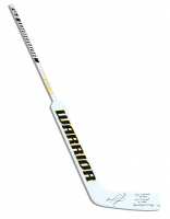 """Matt Murray Signed Full-Size Limited Edition Hockey Stick Inscribed """"Game 5 Shutout 24 Saves"""", """"Game 6 Shutout 27 Saves"""" & """"Back 2 Back SC Champs"""" (Fanatics Hologram)"""