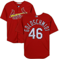 Paul Goldschmidt Signed St. Louis Cardinals Jersey (Fanatics Hologram & MLB Hologram) at PristineAuction.com