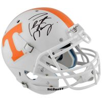 Peyton Manning Signed Tennessee Volunteers Full-size Authentic On-Field Helmet (Fanatics Hologram) at PristineAuction.com