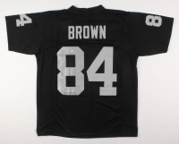 Antonio Brown Signed Jersey (Beckett COA) at PristineAuction.com
