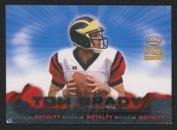2000 Crown Royale Rookie Royalty #2 Tom Brady