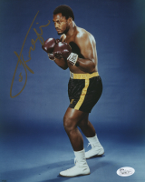 Joe Frazier Signed 8x10 Photo (JSA COA)