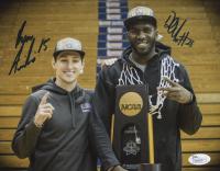 Ryan Arcidiacono & Daniel Ochefu Signed Villanova Wildcats 2016 NCAA Champions 8x10 Photo (JSA COA)