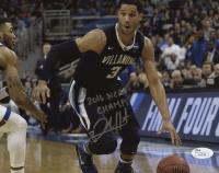 "Josh Hart Signed Villanova Wildcats 8x10 Photo Inscribed ""2016 NCAA Champs"" (JSA COA)"
