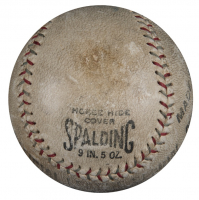 Lou Gehrig & Babe Ruth Signed Spalding Baseball (PSA LOA) at PristineAuction.com