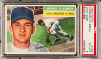 1956 Topps Baseball HIGH GRADE SET BREAK Mystery Box! 2 or 3 PSA GRADED Cards Per Box! at PristineAuction.com