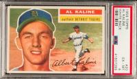 1956 Topps Baseball HIGH GRADE SET BREAK Mystery Box! 2 or 3 PSA GRADED Cards Per Box! at PristineAuction.com