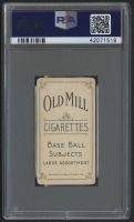 1909-11 T206 #309 Christy Mathewson / Dark Cap - Old Mill (PSA 2) at PristineAuction.com