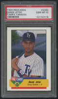 1994 Tampa Yankees Fleer / ProCards #2393 Derek Jeter (PSA 10) at PristineAuction.com