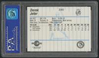 1994 Tampa Yankees Fleer / ProCards #2393 Derek Jeter (PSA 10) at PristineAuction.com