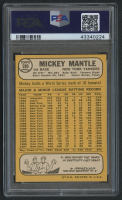 1968 Topps #280 Mickey Mantle (PSA 6) at PristineAuction.com