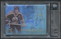 2008-09 The Cup Stanley Cup Signatures #SCSWG Wayne Gretzky (BGS 8.5) at PristineAuction.com