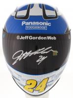 Jeff Gordon Signed NASCAR Panasonic Special Edition Full-Size Helmet (Gordon Hologram) at PristineAuction.com