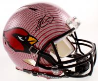 Kyler Murray Signed Arizona Cardinals Full-Size Hydro Dipped Authentic On-Field Speed Helmet (Beckett COA)