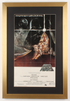 """Star Wars: A New Hope"" 17x25 Custom Framed Movie Poster"