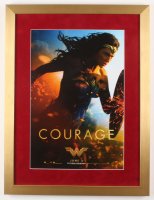 """Wonder Woman"" 17.5x23 Custom Framed Movie Poster Photo Display"