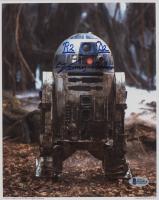 "Kenny Baker Signed ""Star Wars"" 8x10 Photo Inscribed ""R2-D2"" (Beckett COA)"