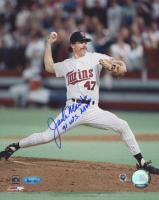 "Jack Morris Signed Minnesota Twins 8x10 Photo Inscribed ""91 W.S. MVP"" (TriStar Hologram & MLB Hologram) at PristineAuction.com"