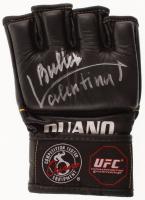 "Valentina Shevchenko Signed UFC Glove Inscribed ""Bullet"" (JSA COA)"