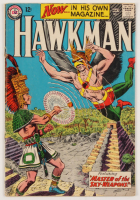 "1964 ""Hawkman"" Issue #1 DC Comic Book"