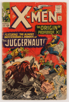 "1965 ""X-Men"" Issue #12 Marvel Comic Book"
