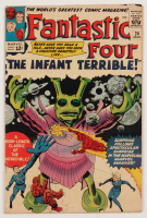 "1964 ""Fantastic Four"" #24 Marvel Comic Book"