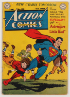 "1949 ""Action Comics"" Issue #128 DC Comic Book"