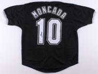 Yoan Moncada Signed Jersey (Beckett COA) at PristineAuction.com