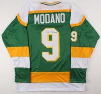 Mike Modano Signed Jersey (TSE COA) at PristineAuction.com