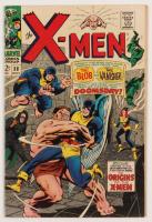 "1967 ""X-Men"" Issue #38 Marvel Comic Book"
