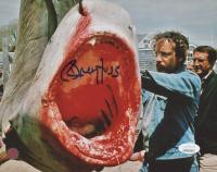 "Richard Dreyfuss Signed ""Jaws"" 8x10 Photo (JSA COA & Dreyfuss Hologram)"