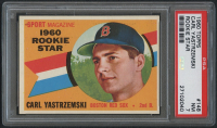 1960 Topps #148 Carl Yastrzemski RS RC (PSA 7) at PristineAuction.com