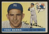 1955 Topps #198 Yogi Berra
