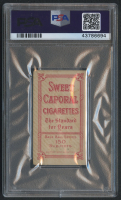 1909-11 T206 #309 Christy Mathewson / White Cap - Sweet Caporal (PSA 2) at PristineAuction.com