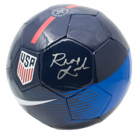 Rose Lavelle Signed Team USA Nike Soccer Ball (JSA COA) at PristineAuction.com