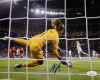 Alyssa Naeher Signed Team USA Soccer 8x10 Photo (JSA COA) at PristineAuction.com