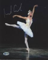 Misty Copeland Signed 8x10 Photo (Beckett COA)