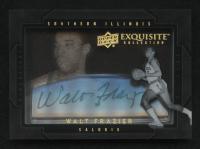 2011-12 Exquisite Collection Dimensions Autographs #DWF Walt Frazier