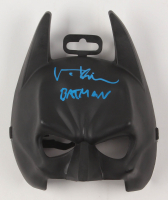"Val Kilmer Signed Batman Mask Inscribed ""Batman"" (Beckett COA) at PristineAuction.com"